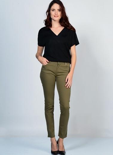 Fresh Company Klasik Pantolon Haki